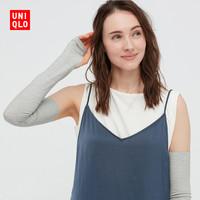 UNIQLO 优衣库 435475 AIRism防紫外线袖套