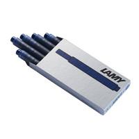LAMY 凌美 T10 钢笔 1盒5支 蓝黑色