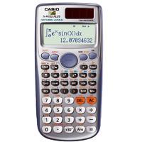 CASIO 卡西欧 函数科学计算器 FX-991ES PLUS 灰白色