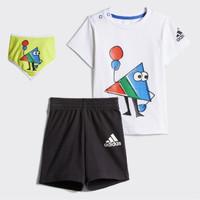 adidas 阿迪达斯 儿童运动套装