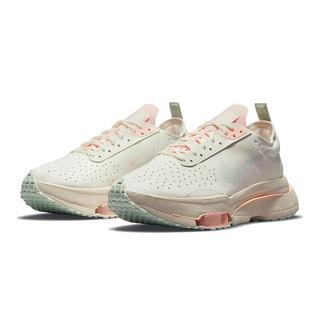 NIKE 耐克 Air Zoom Type 女子跑鞋 CZ1151-101 白色/粉色/绿色 36.5