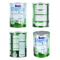 BABYSTEPS 蓓比步 婴幼儿配方羊奶粉 2段 900g