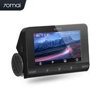 70迈 A800 4K 智能行车记录仪+高清后拉摄像头+64G卡
