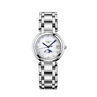 LONGINES 浪琴 心月系列 L8.115.4.87.6 女士石英腕表
