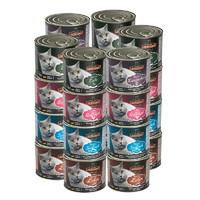 LEONARDO 猫罐头组合装 10罐*200g