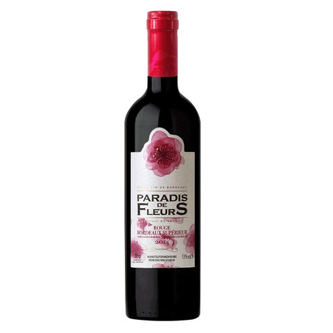 PLUS会员:JECUPS 吉卡斯 花境干红葡萄酒 13%vol 750ml