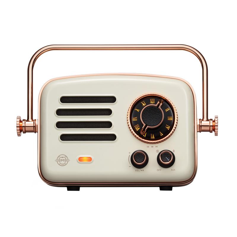 28日0点 : MAO KING 猫王音响 旅行者2号 便携蓝牙音箱