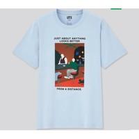 UNIQLO 优衣库 UQ436984000   男士T恤