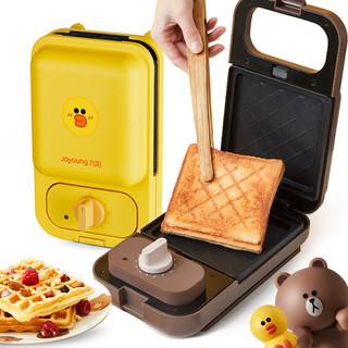 Joyoung 九阳 JK1312-K72 三明治早餐机