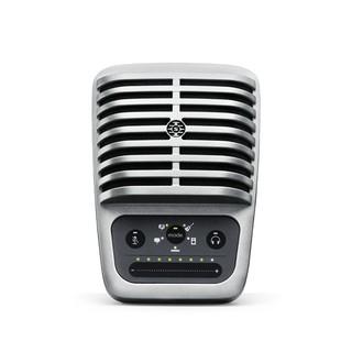 PLUS会员 : SHURE 舒尔 MV51 电容麦克风 银色