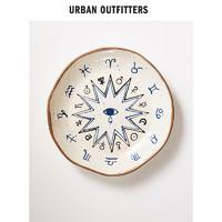 urban outfitters 复古西餐盘味碟Urban Outfitters波西米亚风陶瓷盘子家用米碗菜盘  Cream 012