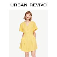 URBAN REVIVO WH33RBPE2000 女士连体裤