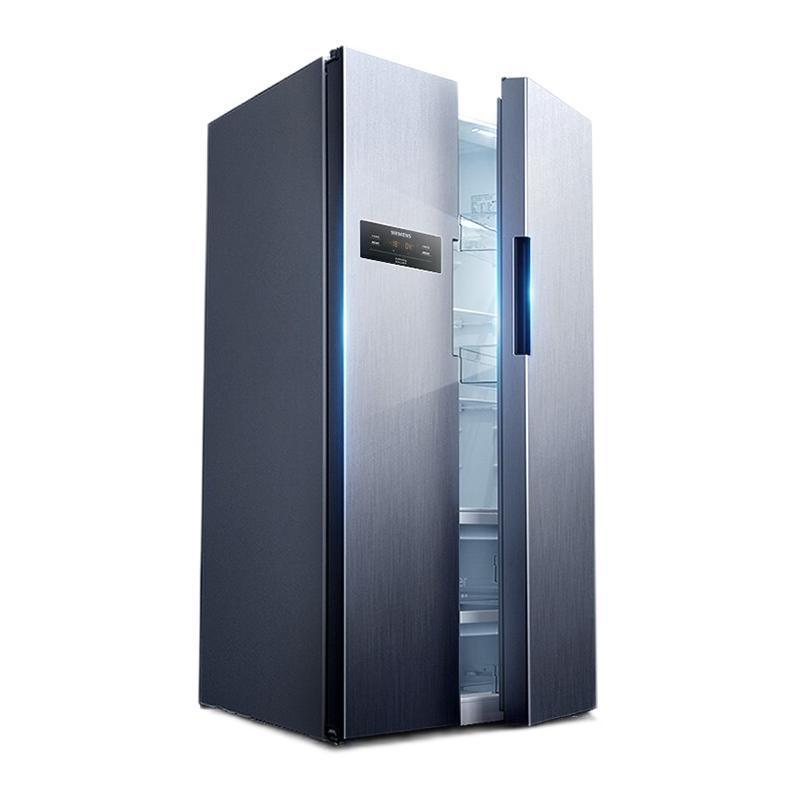 SIEMENS 西门子 KA61EA66TI 风冷对开门冰箱 618L