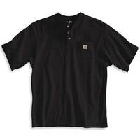 男士工装短袖T恤