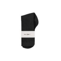 nice rice R系列 男士长筒袜套装 NAQ30005 3双装 黑色