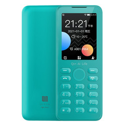 QIN 多亲 F21S 4G手机 1GB+8GB 玛斯绿