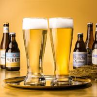 Tianxi 天喜 玻璃啤酒杯 450ml
