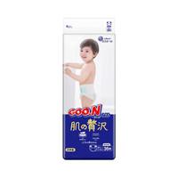GOO.N 大王 奢华肌滋润保湿系列 婴幼儿纸尿裤 XL36片