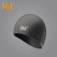 361° 硅胶泳帽