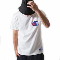 Champion C3-362 情侣款休闲短袖t恤