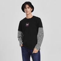 Lee X-LINE L410204LEK11 男装logo印花T恤