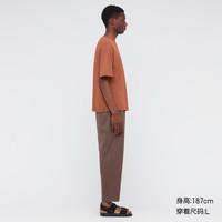 UNIQLO 优衣库 UQ437349000 男士圆领T恤
