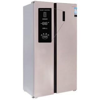 SKYWORTH 创维 BCD-543WQ 风冷对开门冰箱 普利金 543L
