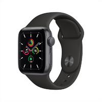 PLUS会员:Apple 苹果 Watch SE 智能手表 GPS款 40mm