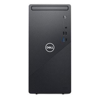 DELL 戴尔 灵越 3891 23.8英寸 台式机 黑色(酷睿i7-11700F、GTX 1660 Super 6G、16GB、512GB SSD、风冷)