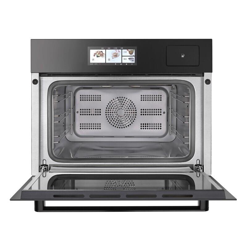 Depelec 德普 NK555TC 嵌入式烤箱 55L 黑色