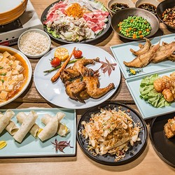 澳门豆捞海鲜4人餐288元,杭州4店通用