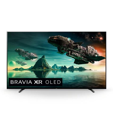 再降价、直播专享:SONY 索尼 XR-77A80J OLED电视 77英寸 4K