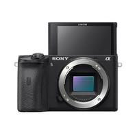 SONY 索尼 Alpha 6600 APS画幅 微单相机 黑色 单机身