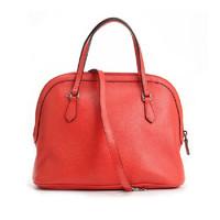 GUCCI 古驰 女士牛皮手提贝壳包 420023 CAO0R 6511 红色