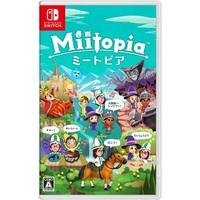 Nintendo 任天堂 日版 Switch游戏卡带《迷托邦》中文