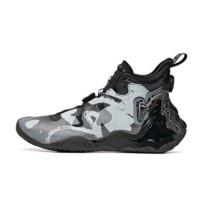 ANTA 安踏 星标系列 星岳 男子篮球鞋 112031818A-2 黑白 41