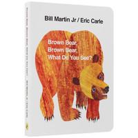 《Brown Bear 棕色的熊》(英文原版)