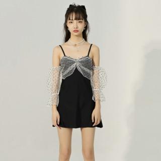 Breeze holiday 女子裙式连体泳衣 SSC4015