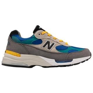 new balance M992 男士复古跑鞋