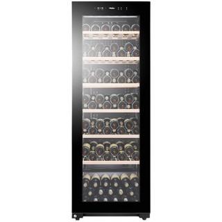 Haier 海尔 JC-360(BD) 一级能效 酒柜 178瓶 黑色