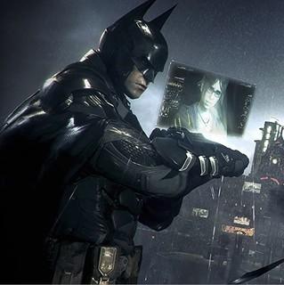 Warner Bros《蝙蝠侠:阿卡姆骑士》主机游戏