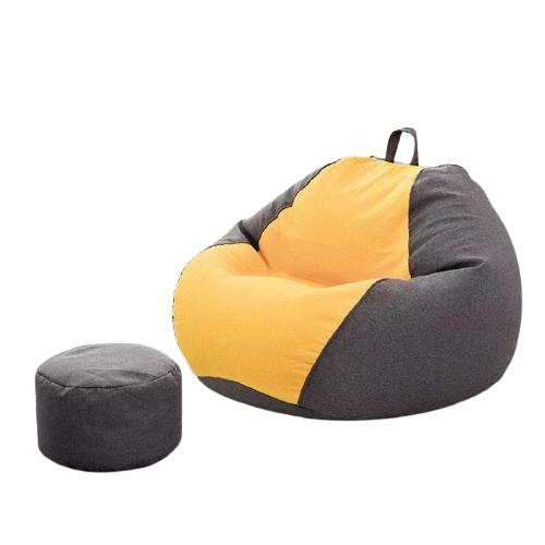 布兰格迪 EPP豆袋懒人沙发 90*100+脚踏