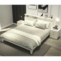 M&Z 掌上明珠家居 组装式架子床 150*200cm