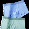 Nan ji ren 南极人 男士平角内裤套装 28016