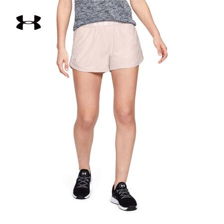 UNDER ARMOUR 安德玛 UA Play Up 3.0 r1344552 女子运动短裤