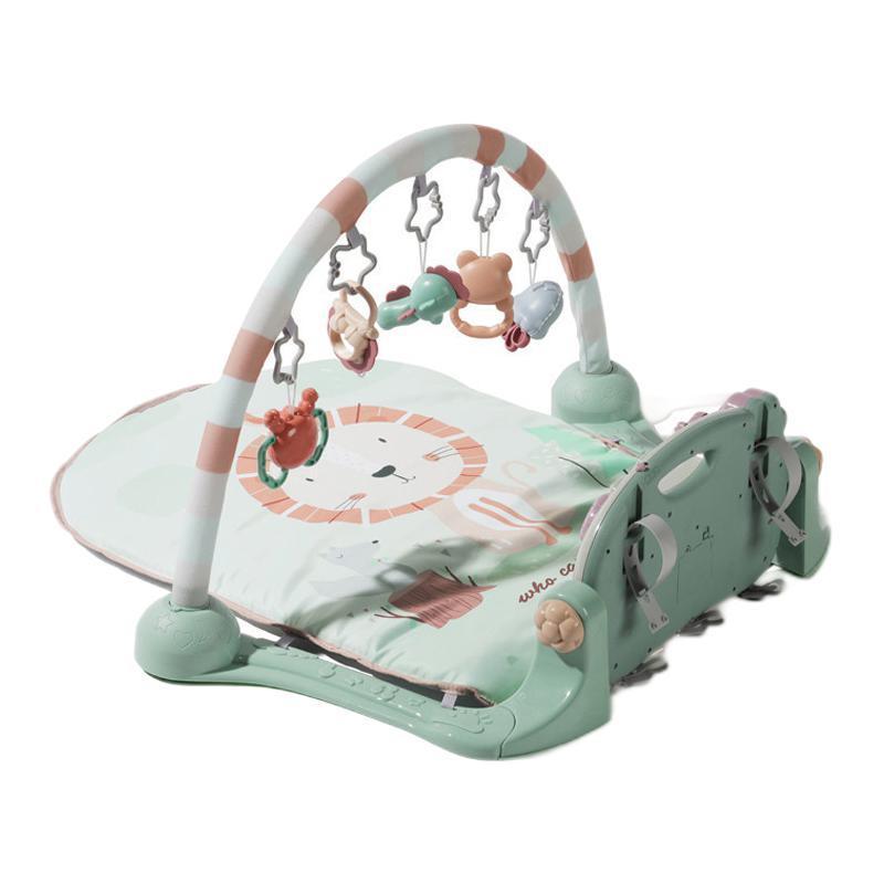 京东PLUS会员 : babycare 5096 健身架 方形 奥尼克狮子