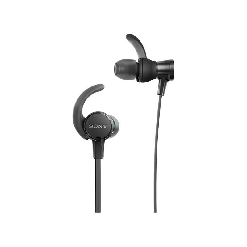 SONY 索尼 MDR-XB510AS 入耳式有线耳机 黑色 3.5mm