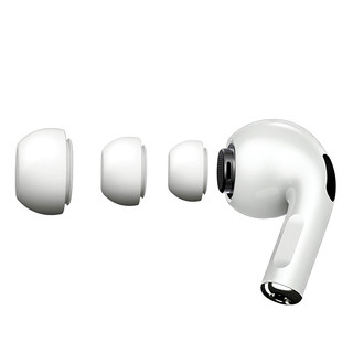 GUOONVVS 冈耐士 入耳式真无线主动降噪蓝牙耳机 白色
