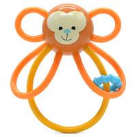 Manhattan Toy 曼哈顿玩具 牙胶手抓球 猴子款