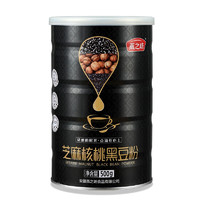 燕之坊 芝麻核桃黑豆粉 500g